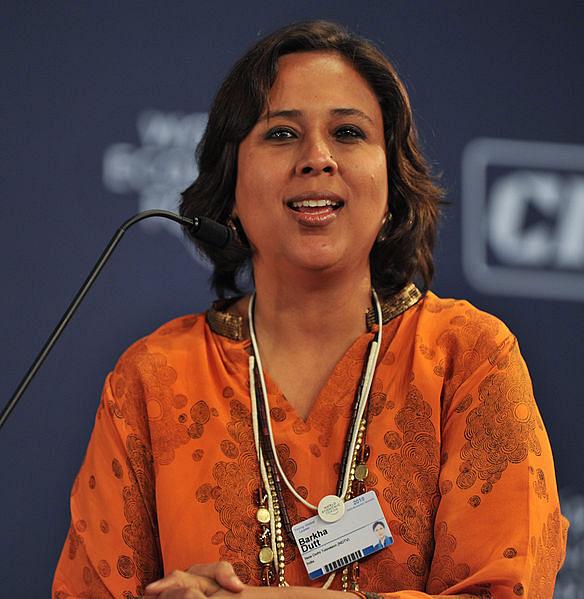 Barkha Dutt has written an open letter to Smriti Irani. (Photo Courtesy: World Economic Forum)