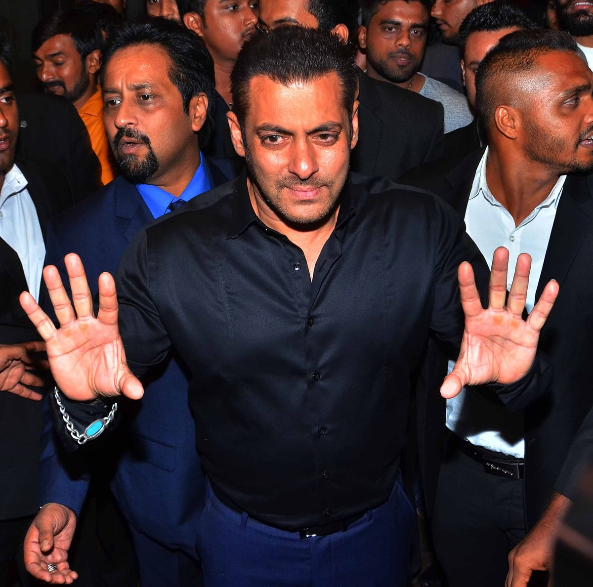 Salman Khan, at a media interaction, compared his rigorous shooting for next film, <i>Sultan</i> to a 'raped woman' drawing a lot of flak. (Photo: Yogen Shah)