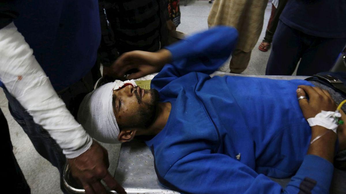 Eighty percent of the injured in Kashmir are under 25-years-old. (Photo: Pradeepika Saraswat)