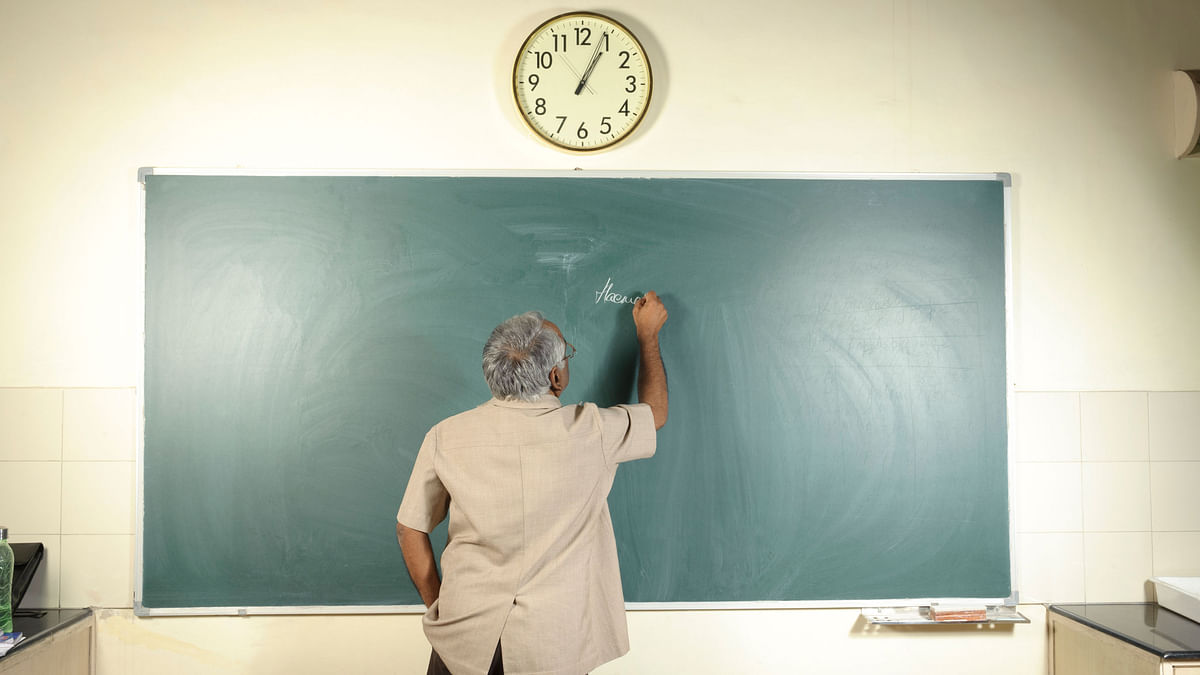 The professor has been in the profession for more than a decade. Image used for representation. (Photo: iStock)