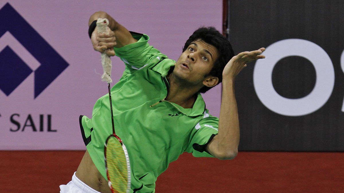 File photo of Ajay Jayaram. (Photo: Reuters)