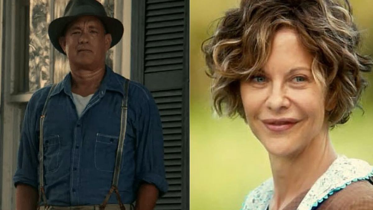 Tom Hanks and Meg Ryan in <i>Ithaca</i>.&nbsp;
