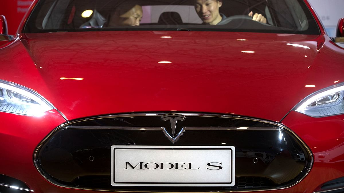 Tesla is currently looking into the incident. (Photo: AP)