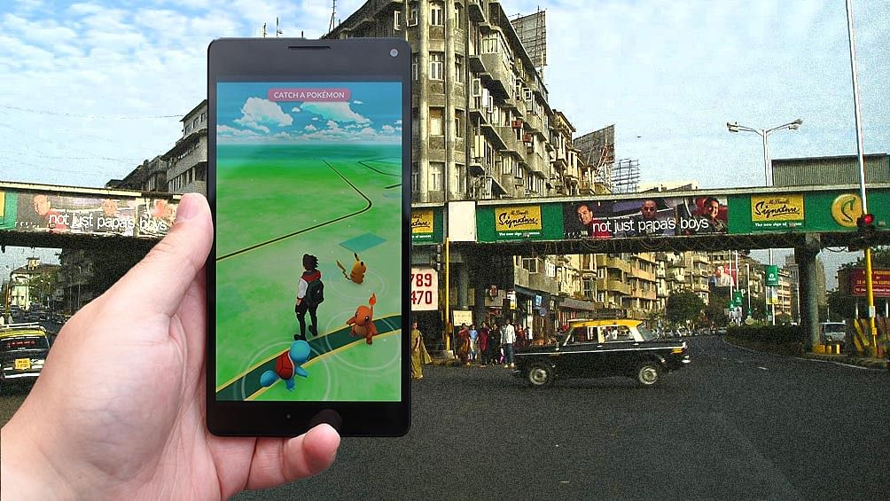 Gotta catch 'em all. (Photo altered by <b>The Quint</b>)