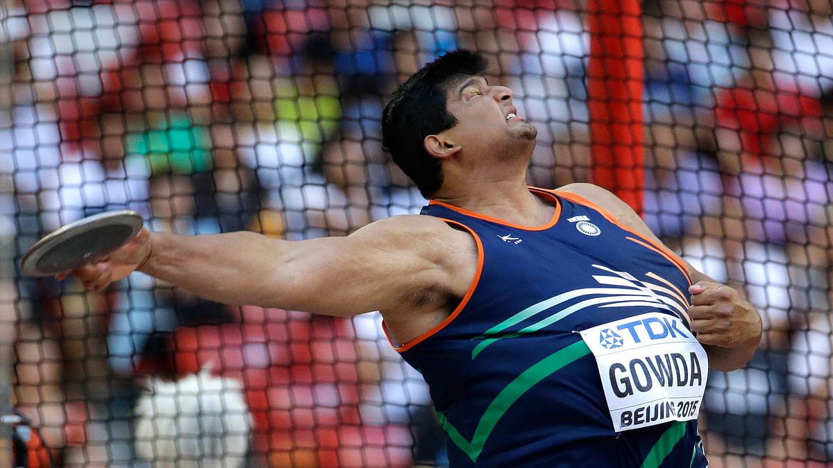 Vikas Gowda. (Photo: AP)