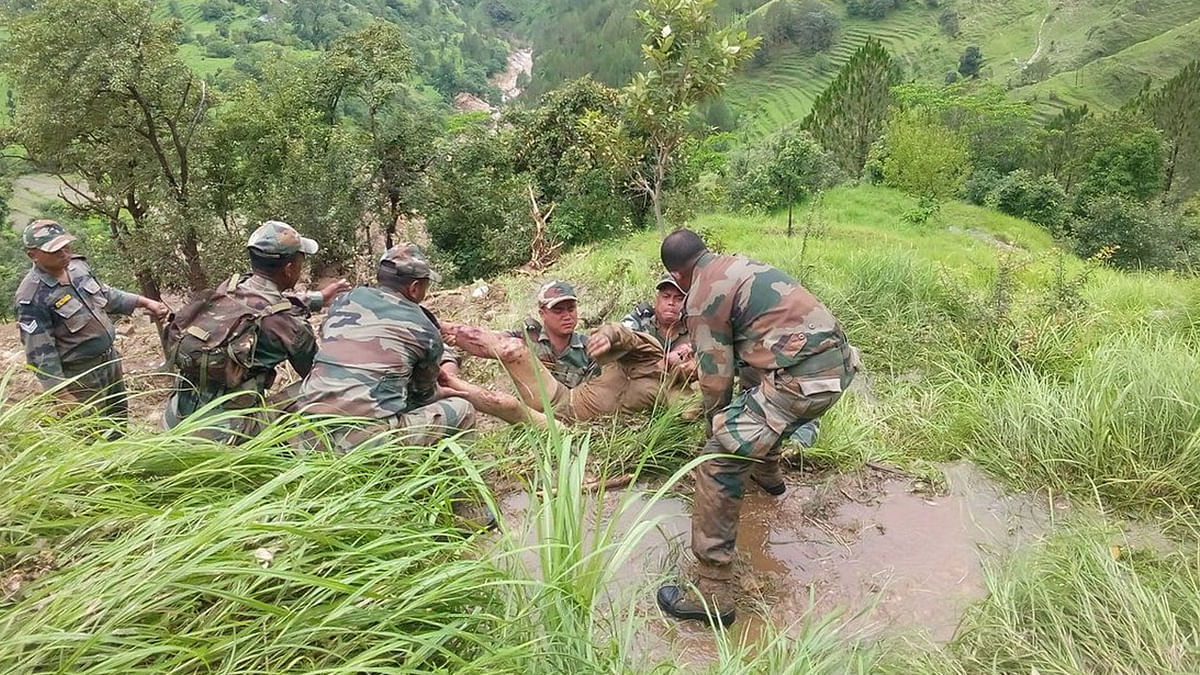 Uttarakhand Floods: CM Rawat Chairs Meet to Review Relief Work