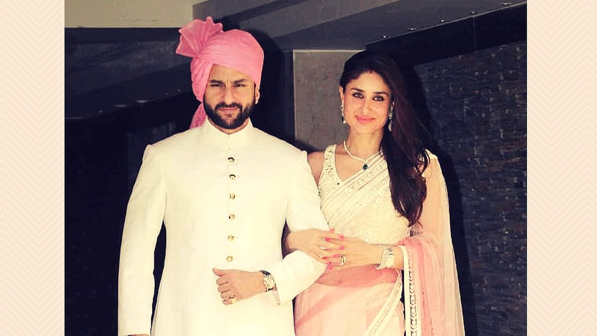 Saif Ali Khan and Kareena Kapoor are expecting their first child (Photo: Yogen Shah)
