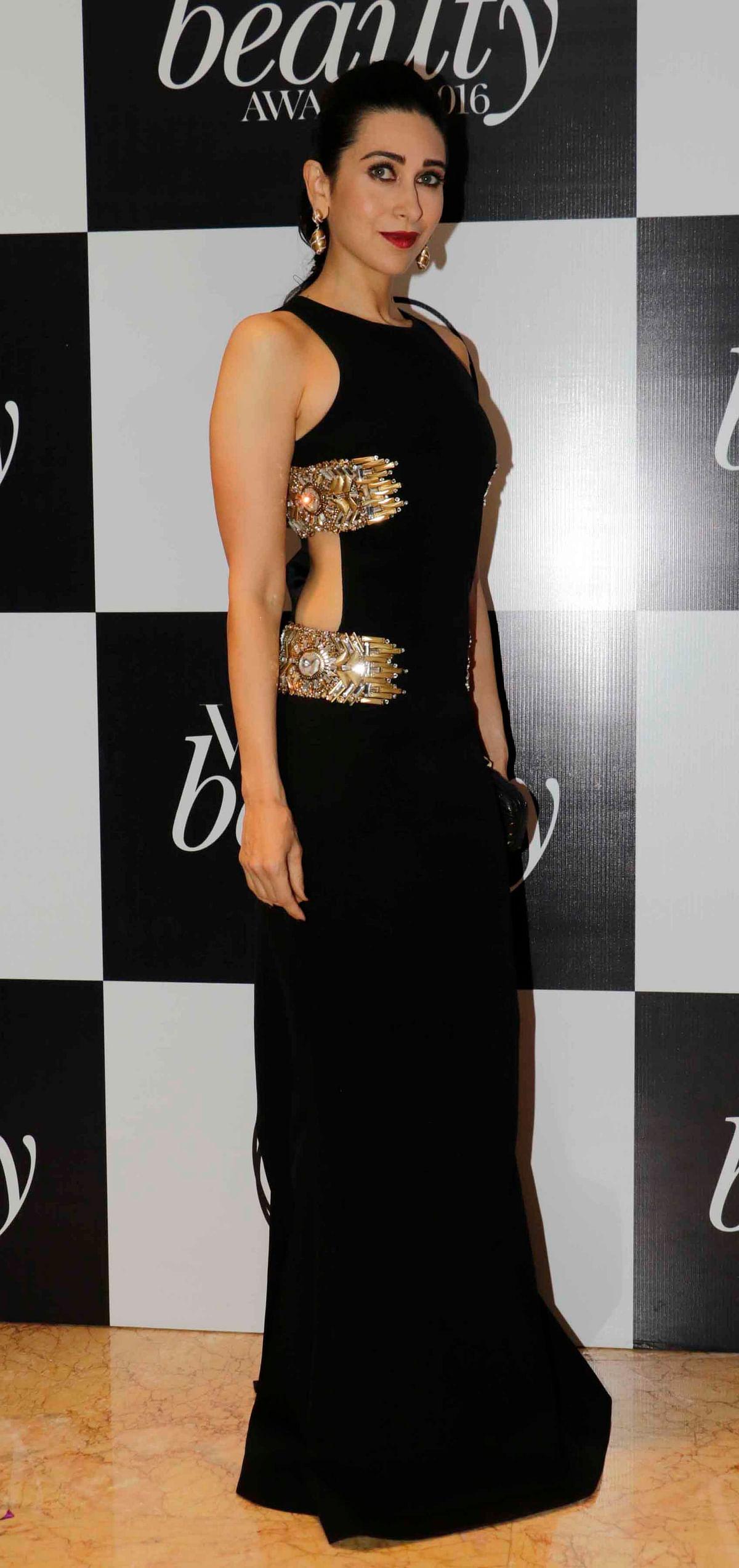 Karisma Kapoor at the event. (Photo: Yogen Shah)