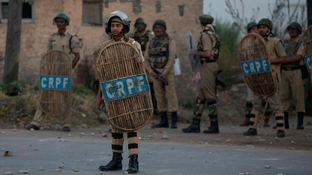 Chhattisgarh: Naxal Killed, 4 CRPF Personnel Injured in Encounter