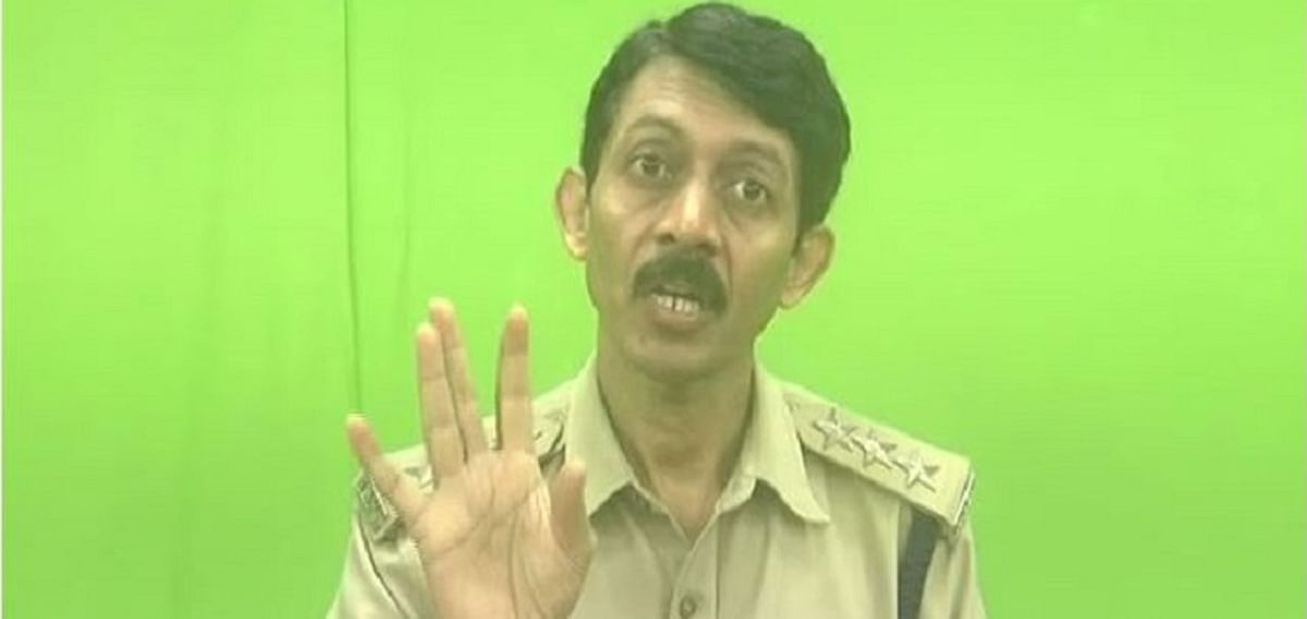 Ganapathi, DySP of Karnataka, committed suicide just after he accused the senior officials and the minister of harassment. (Photo Courtesy: The News Minute)