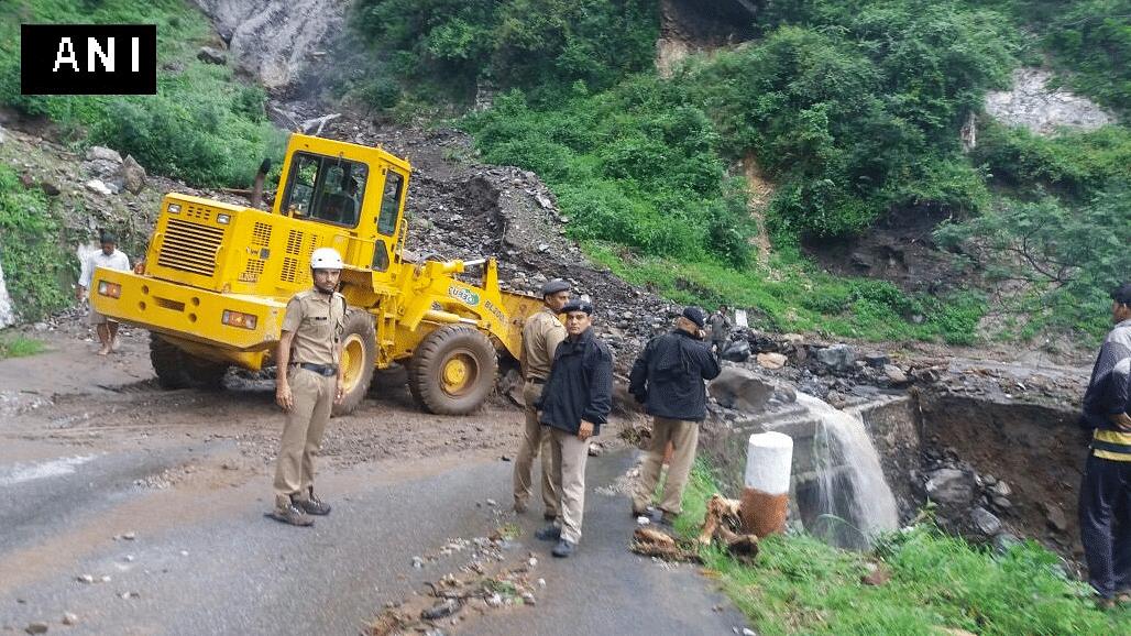 Uttarakhand Cloudburst: Death Toll Increases to 39, Roads Blocked