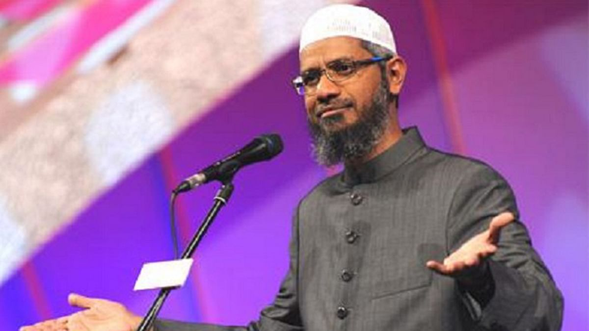 Indian Islamic preacher Zakir Naik allegedly influenced Kerala youth who went missing to join ISIS. (Photo Courtesy: YouTube screengrab)