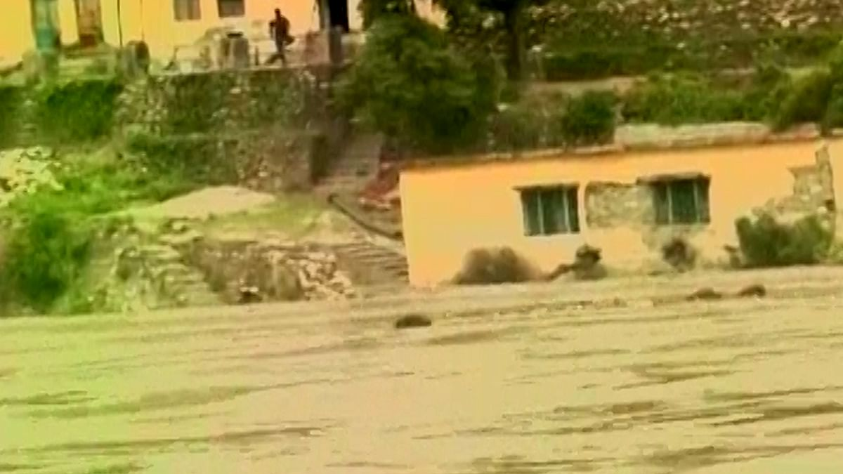 NDRF Teams Rushed As Uttarakhand Faces Cloudburst Aftermath