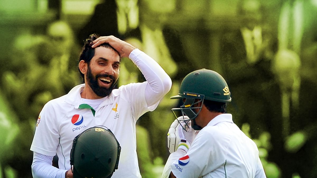 Misbah-ul-Haq In Race to Become Pakistan's Head Coach: Reports
