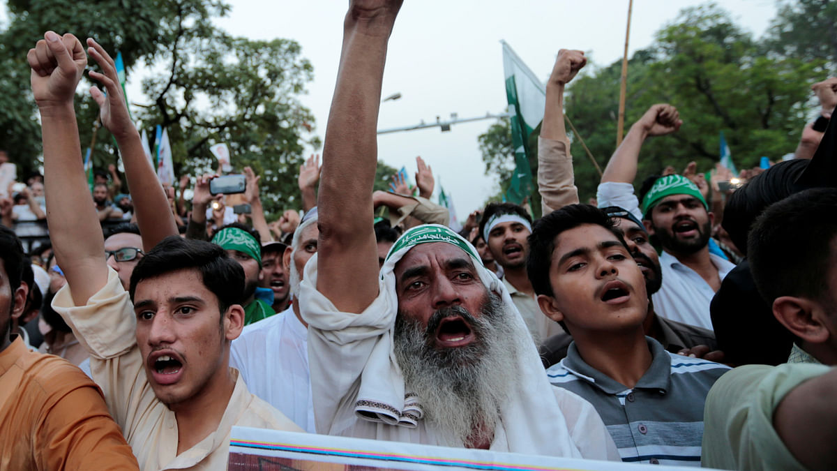 """China-Pak Exploiting   Gilgit-Baltistan, PoK"" Claim Angry Locals"
