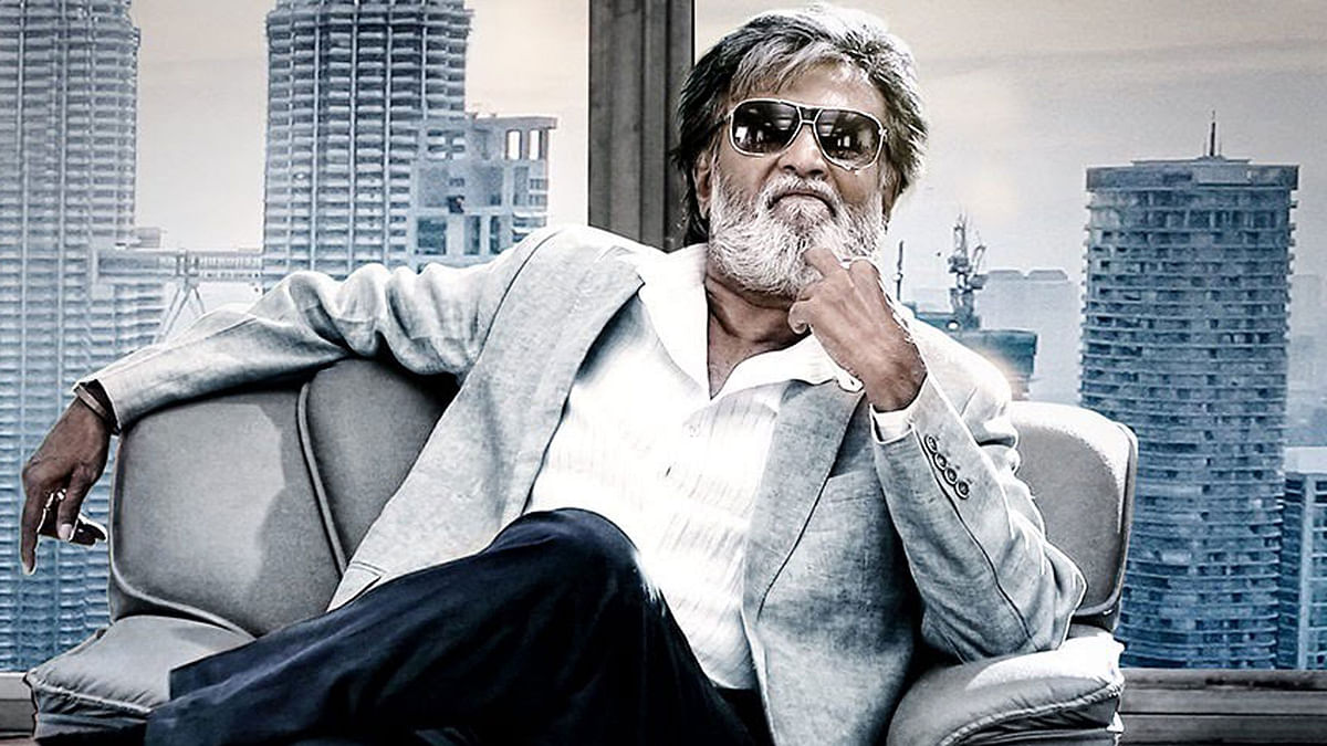 Rajinikanth in <i>Kabali.&nbsp;</i>