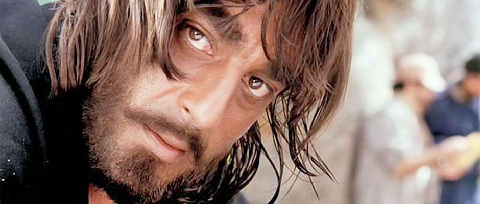 Sanjay Dutt in a still from <i>Khalnayak. </i>(Photo Courtesy: Twitter)