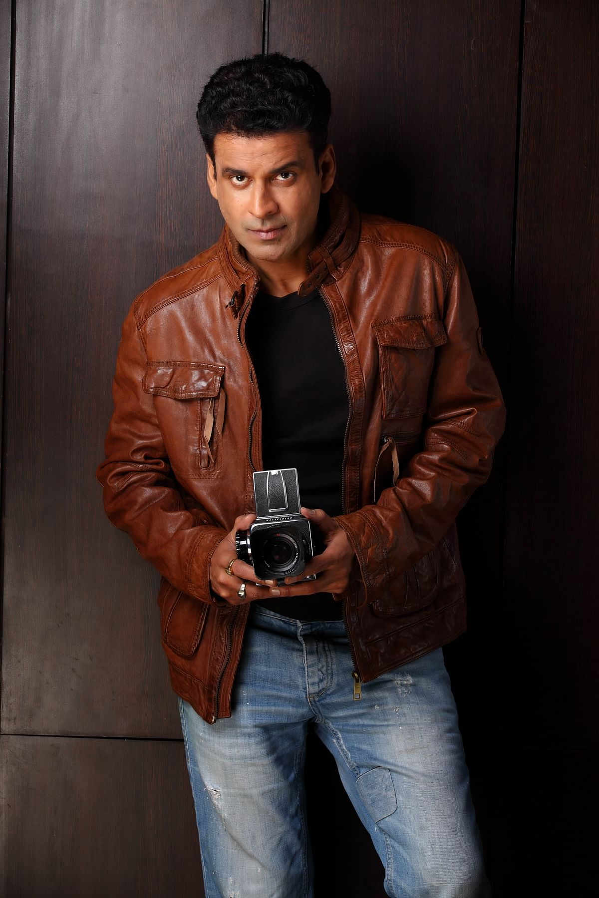 Manoj Bajpayee talks about his love for short films and experimentation. (Photo courtesy: Image Smiths PR Team)