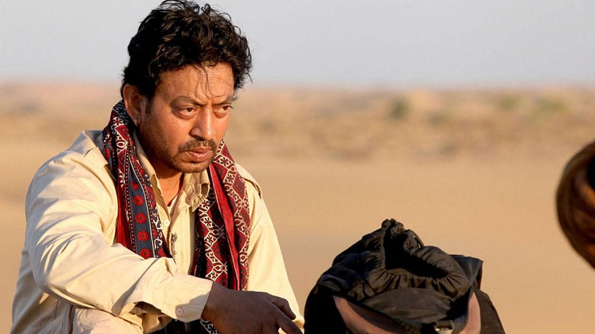 Irrfan Khan in a scene from <i>Madaari.&nbsp;</i>