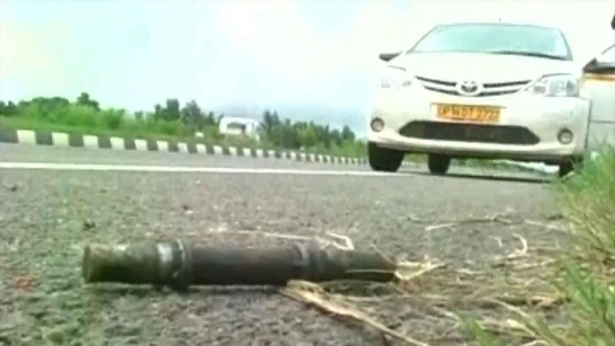 Bulandshahr highway gangrape. (Photo Courtesy: ANI Screengrab)