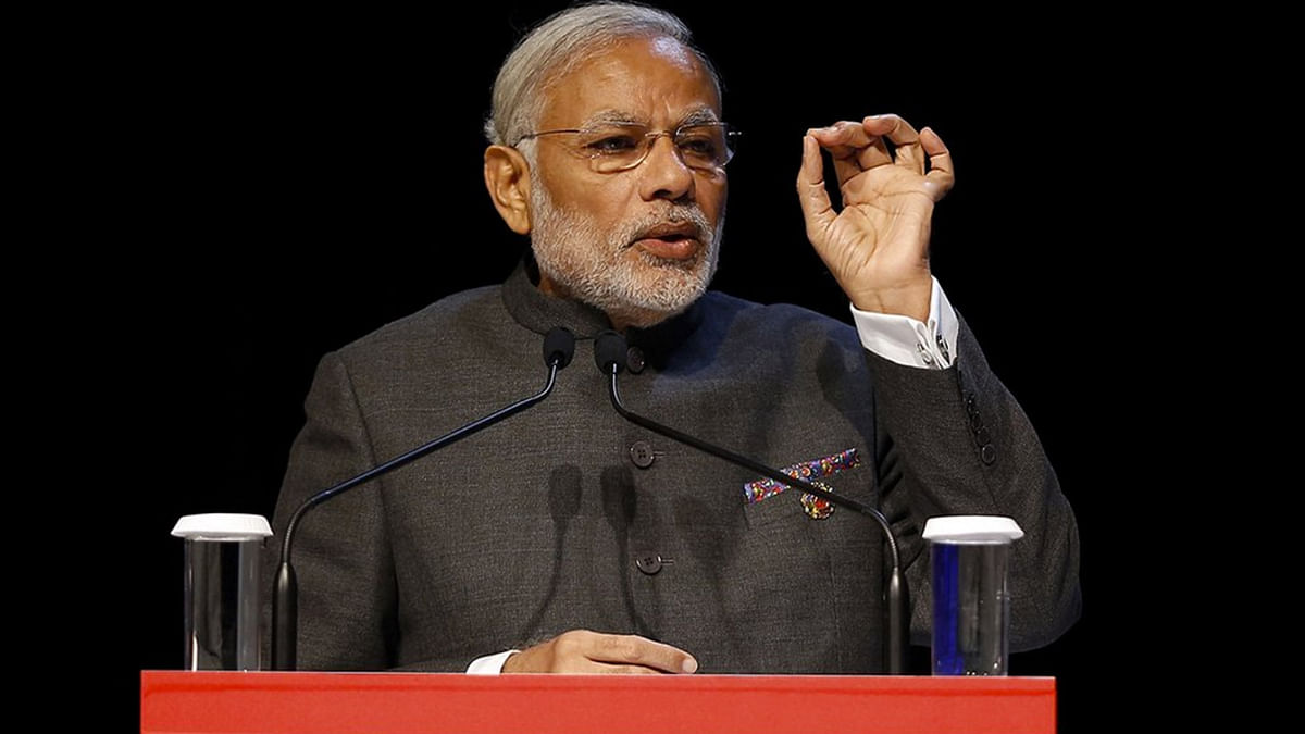 Prime Minister Narendra Modi chaired an important NITI Aayog meeting on Thursday. (Photo: Reuters)