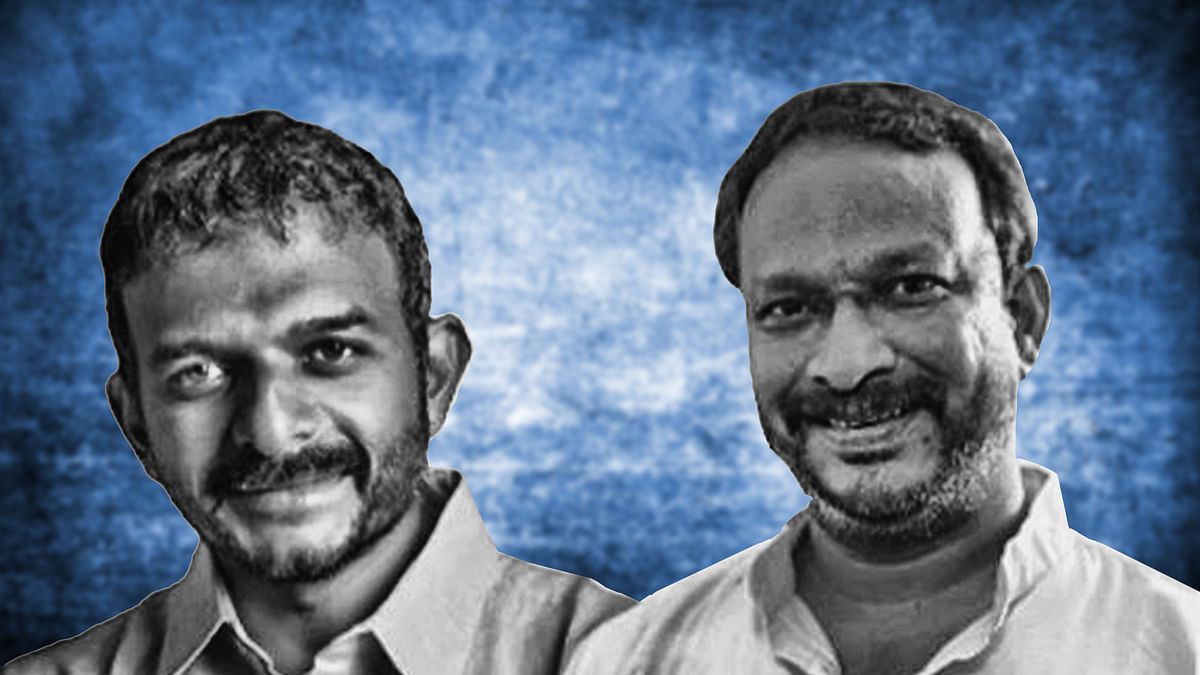 TM Krishna and Bezwada Wilson were awarded the Ramon Magsaysay award. (Photo: <b>The Quint</b>)