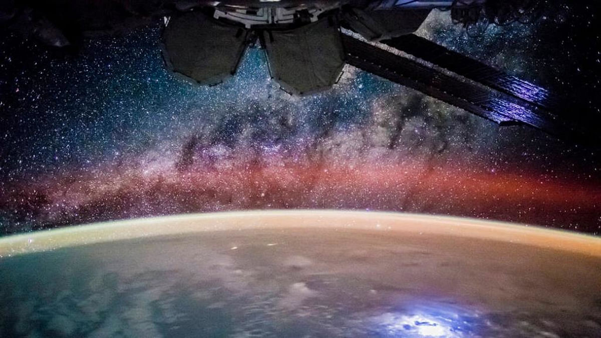 """Space Exploration Day should serve  serve as a constant reminder of the importance of preserving the zeal for exploration. (Photo Courtesy: <a href=""""http://eol.jsc.nasa.gov/SearchPhotos/photo.pl?mission=ISS044&amp;roll=E&amp;frame=45215"""">NASA</a>)"""