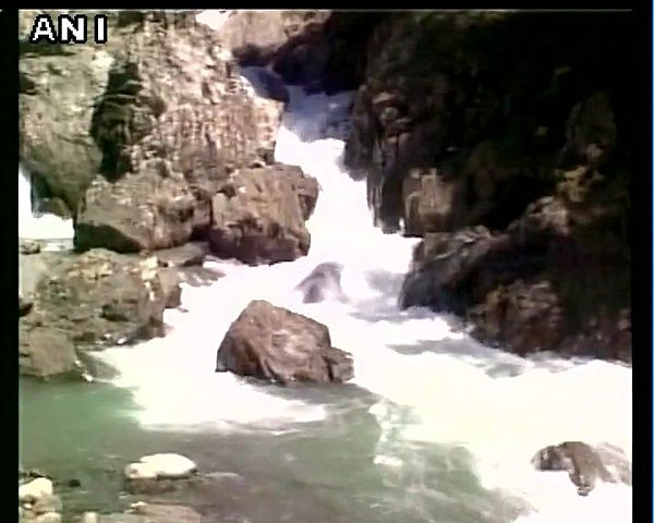 A waterfall in Kashmir. Image used for representation purpose. (Photo: ANI)