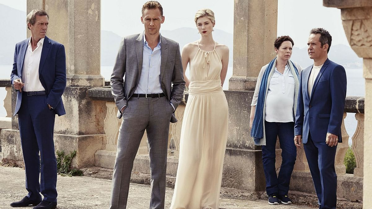 The cast of <i>The Night Manager</i>.