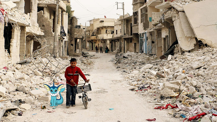 Syrian War Hits Children the Hardest With No End In Sight