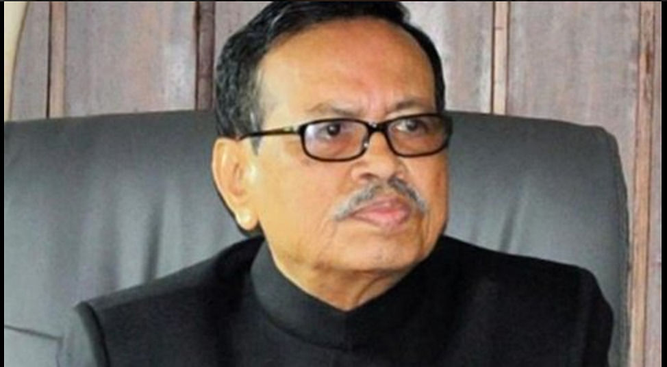 "Disgraced former Arunachal Pradesh Governor Jyoti Prasad Rajkhowa. (Photo: Twitter/<a href=""https://twitter.com/globalissuesweb/status/748363973049913344"">Global Issues Web</a>)"
