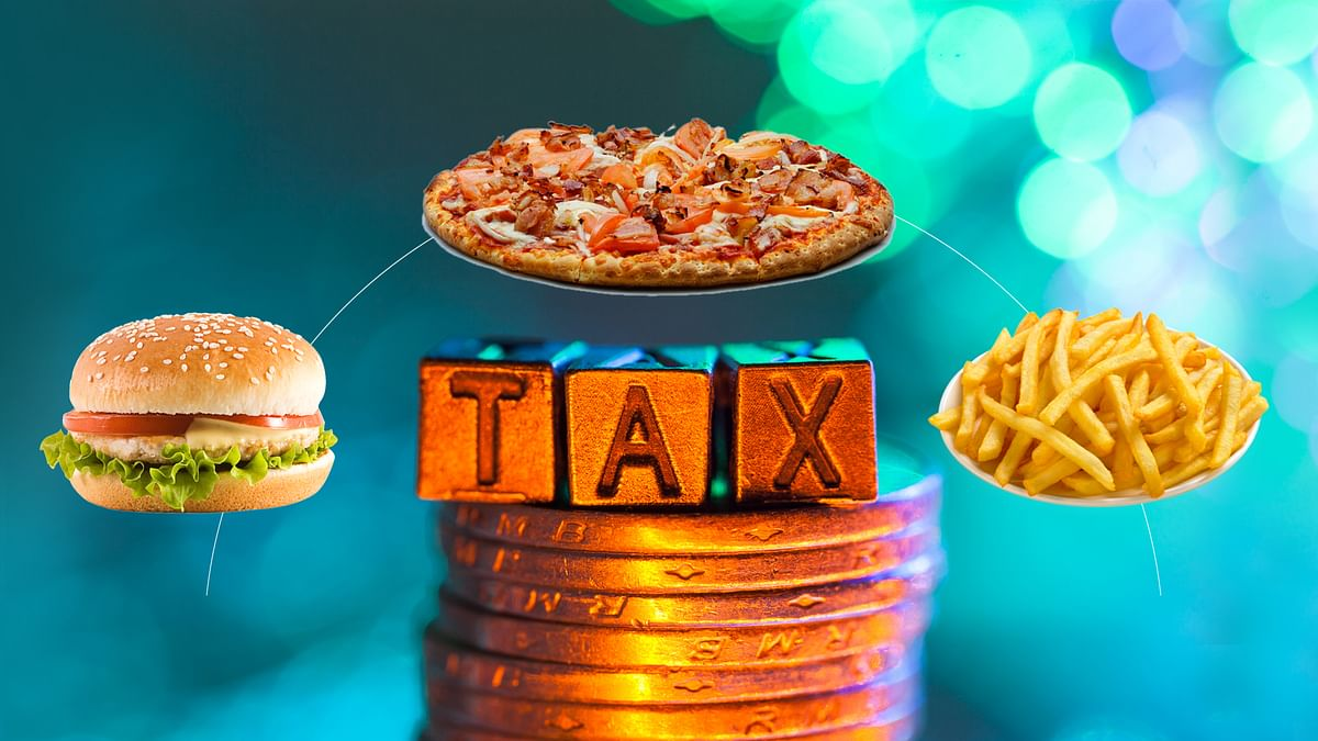 """Fast food chains like McDonald's, Dominos, Pizza Hut, Subway will face the brunt of the """"fat tax."""" (Photo: <b>The Quint</b>)"""