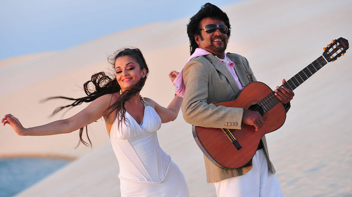 The Madras High Court has decided to hear petitions filed by Kalanithi Maran and Shankar to quash complaints lodged by a writer who had accused them of having stolen his story for the making of <em>Enthiran </em>in 2010.