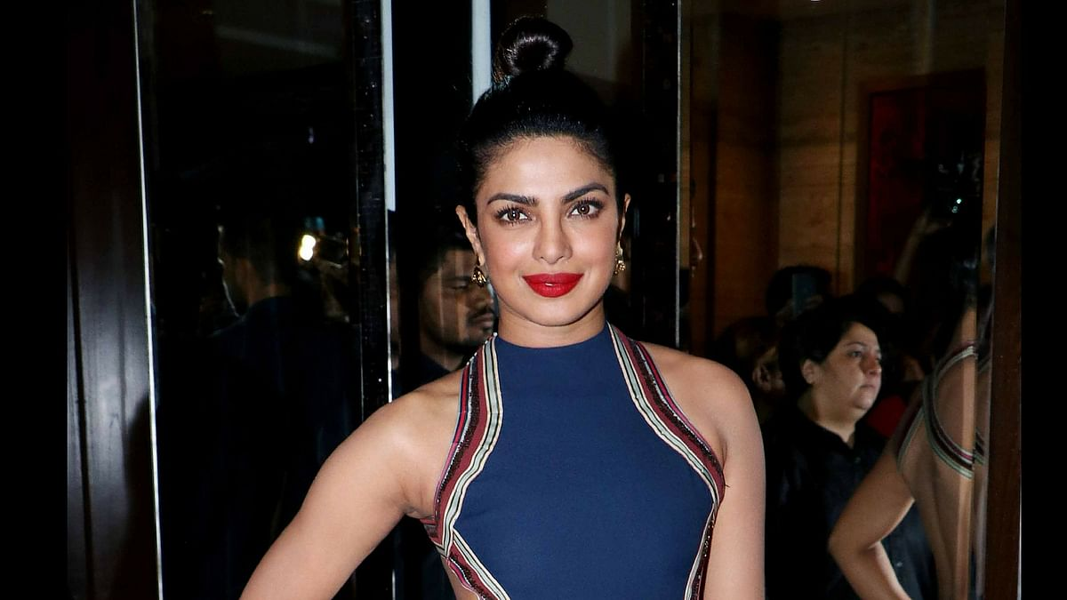 Priyanka Chopra is making it big in the US entertainment industry (Photo: Yogen  Shah)