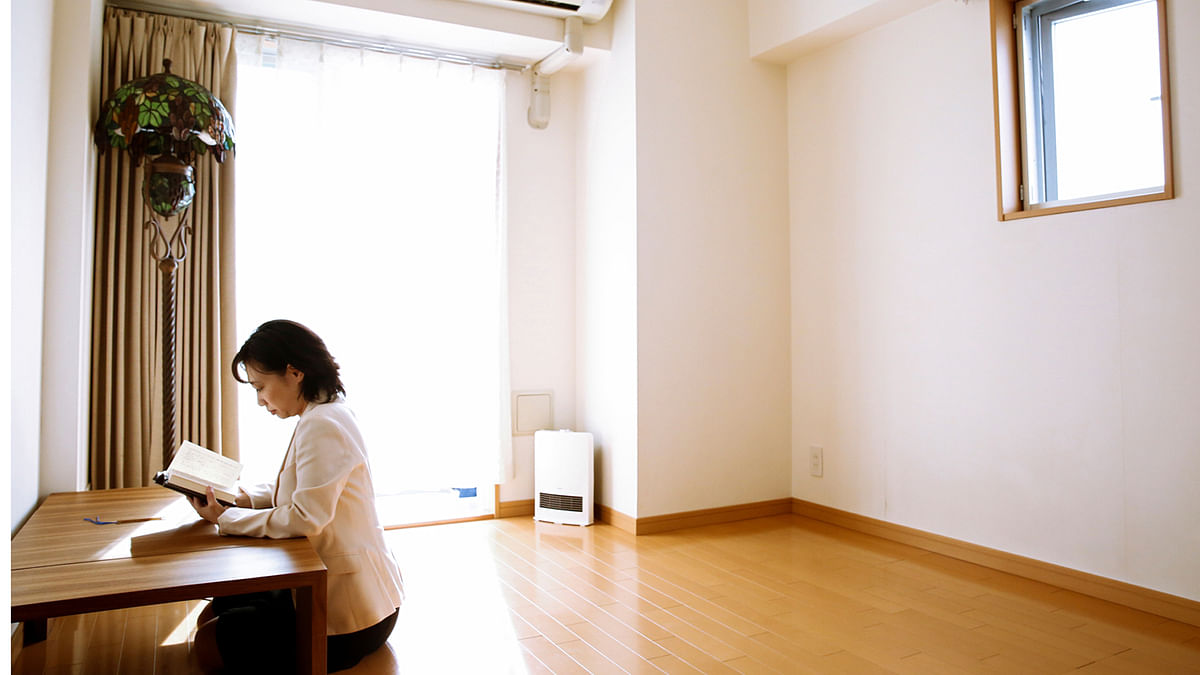 In Pics: Less is More Inside Japan's Minimalistic Homes