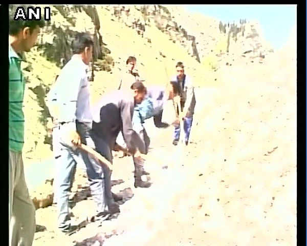 Preparations being carried out to ensure a secure Yatra. (Photo: ANI)