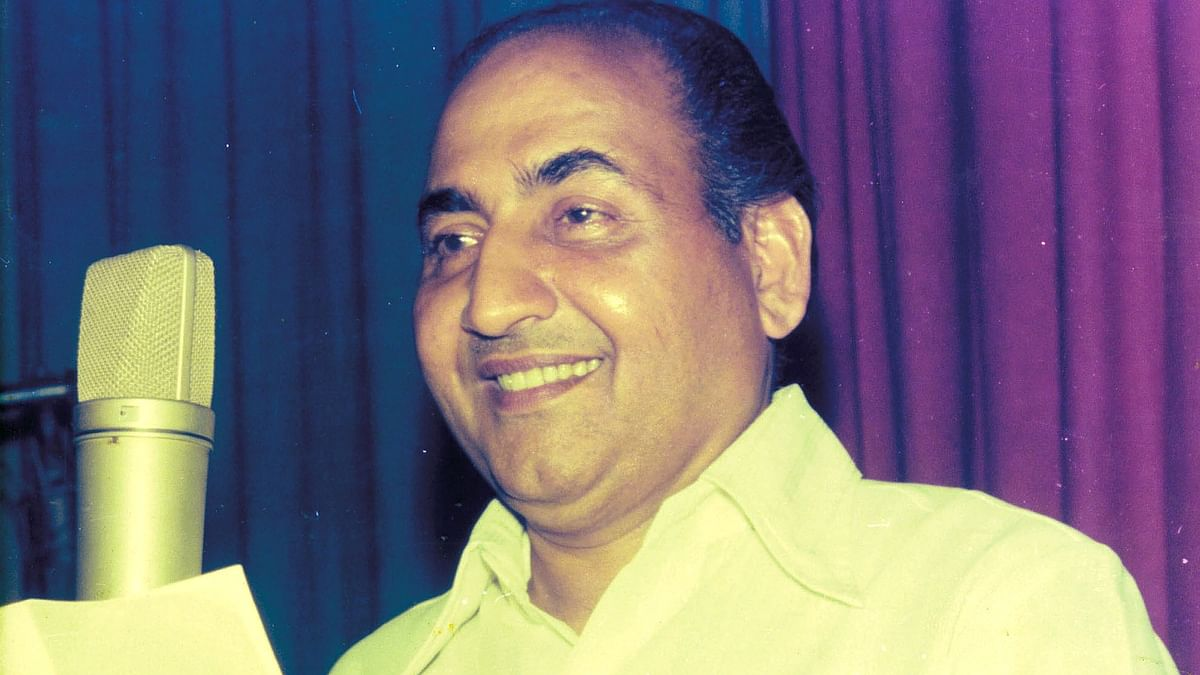 <p>Mohd Rafi was vintage and hip with equal charm.</p>