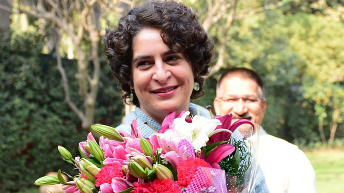 Man Held For Obscene Tweet With Morphed Image of Priyanka Gandhi