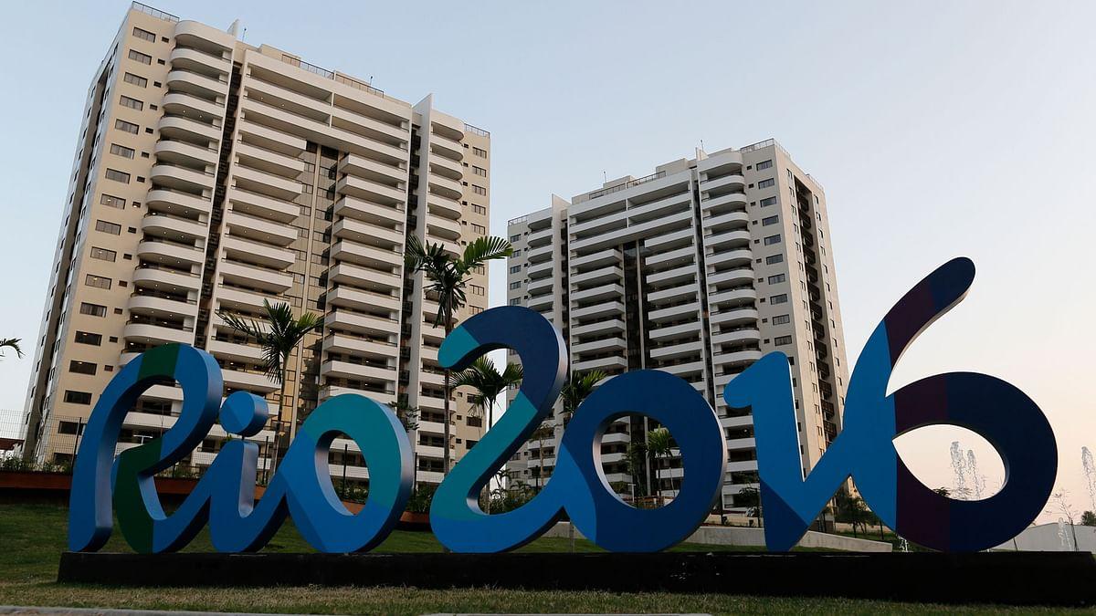 The Olympic Village at Rio de Janerio. (Photo: AP)