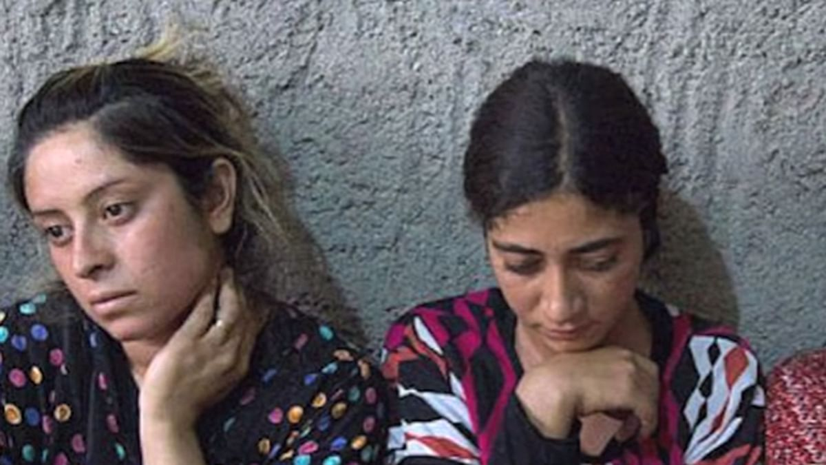 Watch: Story of ISIS' Sex Slaves, as Narrated by an Ex-Militant
