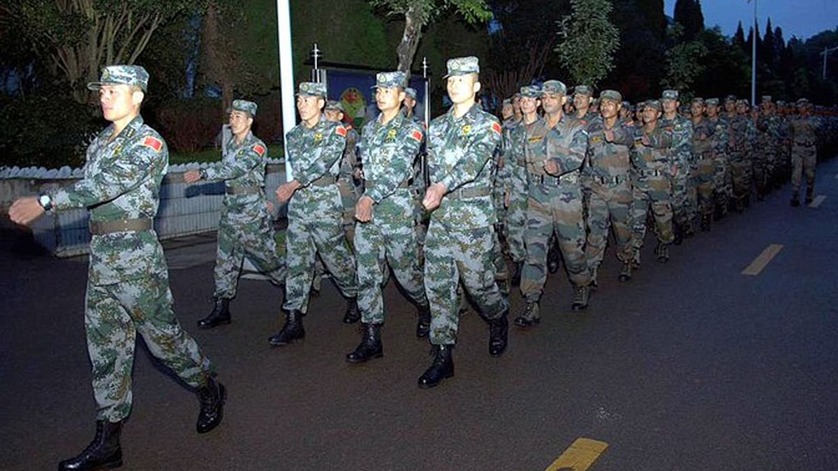 Chinese troops transgressing in Uttarakhand made news on Wednesday. Photo used for representational purpose. (Photo Courtesy: Ministry of Defence)