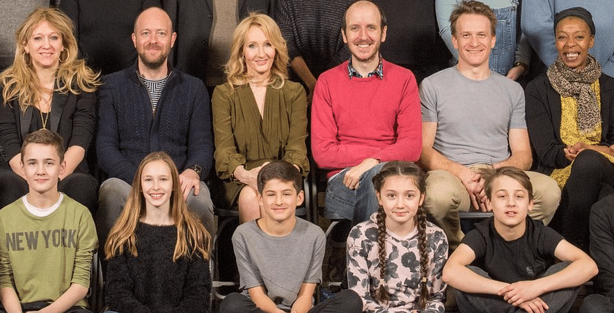 """The play picks up exactly where the seventh book left off – 19 years after the Battle of Hogwarts.&nbsp;(Photo Courtesy:<a href=""""http://static2.hypable.com/wp-content/uploads/2016/02/cursed-child-harry-potter-play-cast.jpg""""> Hypable.com</a>)"""