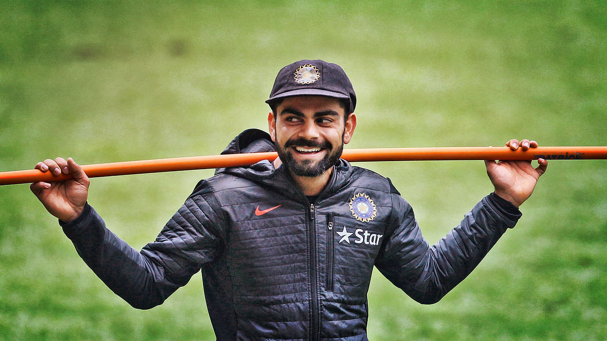Virat Kohli, captain of Indian Test Cricket Team. (Photo: AP)