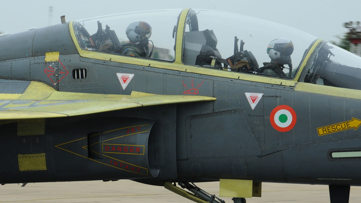 In Photos: When India's LCA Tejas Took First Flight