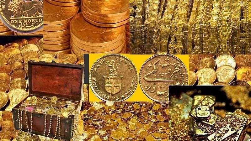 """Sri Padmanabhaswamy Temple Treasury. (Photo Courtesy:<a href=""""http://disgiovery.com/misteri-harta-karun-kuil-sri-padmanabhaswamy/""""> disgiovery.com</a>)"""