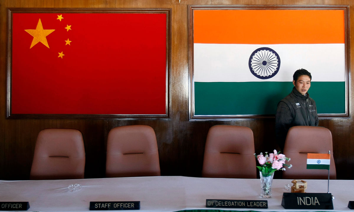 What is India's place in China's foreign policy calculations? (Photo: Reuters)