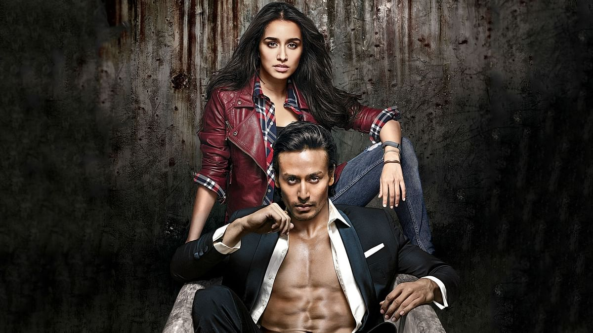 Shraddha Kapoor and Tiger Shroff in <i>Baaghi </i>produced by Sajid Nadiadwala and UTV Motion Pictures.