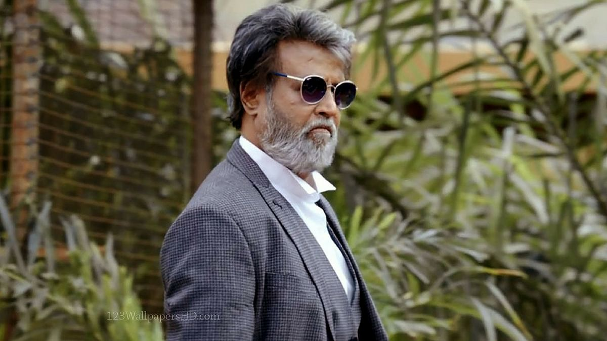 A still from <i>Kabali</i>.