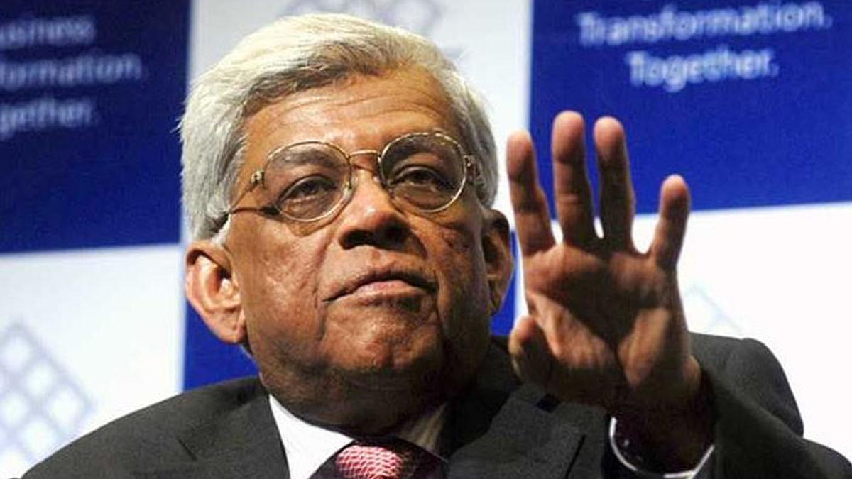"Deepak Parekh, chairman, HDFC. (Photo Courtesy: Twitter/<a href=""https://twitter.com/BabubhaiVaghela/status/738667949125455872"">BabubhaiVaghela</a>)"