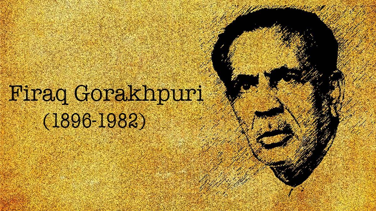 Firaq Gorakhpuri: The Urdu Poet Who Outmatched Nehru in English